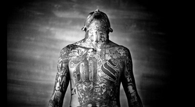 The weird economic reason drug cartels want their members covered head-to-toe in tattoos