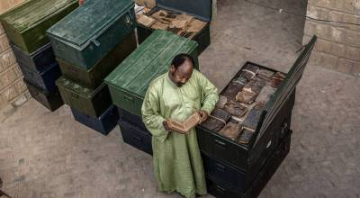 The Librarian Who Saved Timbuktu's Cultural Treasures From al Qaeda