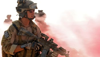 Documentary: The history of Air Force Special Tactics combat rescue