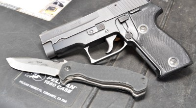 Sig Sauer P225: Accurate, Reliable and Durable