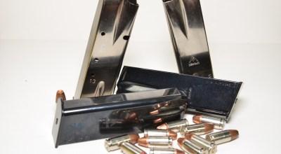 Mec Gar Pistol Magazines: Beretta, Browning, Bersa, CZ-USA, Sig Sauer, Taurus and Walther Just to Name a few