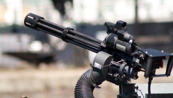 Days of Guns: Dillon Aero M134D Minigun
