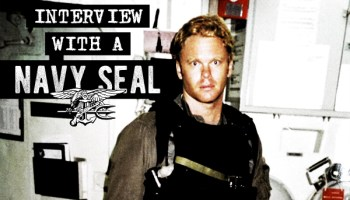 Watch: Interview with a Navy SEAL- Eric Davis reflects on how he was inspired to become a Navy SEAL