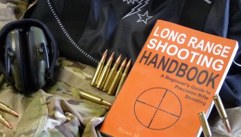 The Long Range Shooting Handbook:  A Beginner's Guide to Precision Rifle Shooting