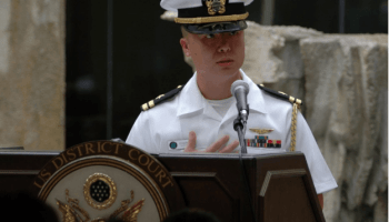 U.S. Navy Officer Lt. Cmdr. Edward Lin Accused of Espionage: Reports