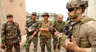 Watch: Canadian SOF Trains Peshmerga in Fight Against Daesh [ISIS/ISIL]