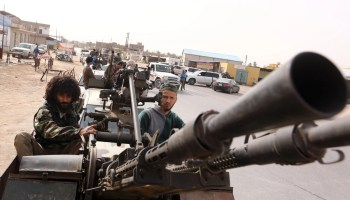 Libya: The next U.S. battleground against ISIS