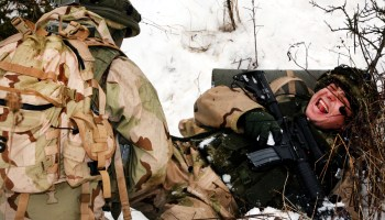Think Like Green Beret: In Death Ground, Fight!