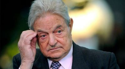 Panama Papers reveal George Soros' deep money ties to secretive weapons, intel investment firm