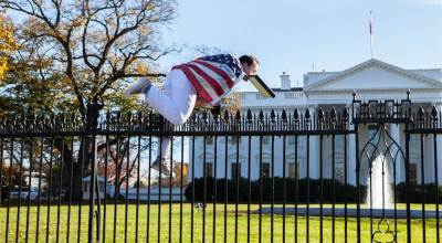 Preview of 'Gray Matter Splatter': White House fence jumpers