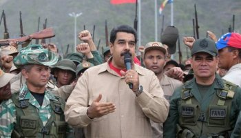 Venezuela's Military in the Spotlight