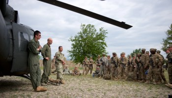 NATO Response Force - U.S., U.K., Georgian Forces Hone Capabilities in Exercise Noble Partner 16