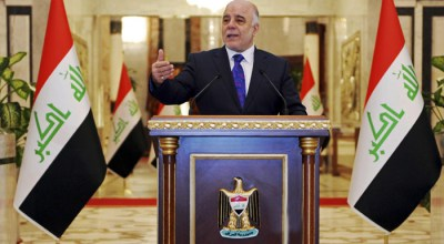 Amid Political Crisis, Iraqi Pm Calls For Focus On ISIS Fight