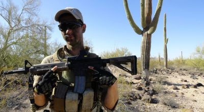 The time one young Marine went hunting drug cartels on the Mexican border (Part 2)