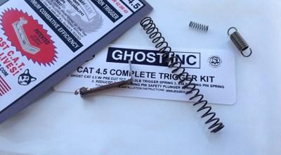 Ghost Inc.'s Combative Application Trigger Kit For GLOCK Pistols