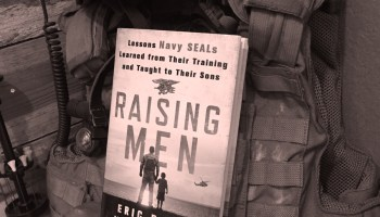 Another exclusive sneak peek at 'Raising Men: Lessons Navy SEALs Learned from Their Training and Taught to Their Sons'