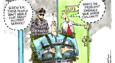 The Combat Veteran Counter-Public: By Politics and Pop-Culture