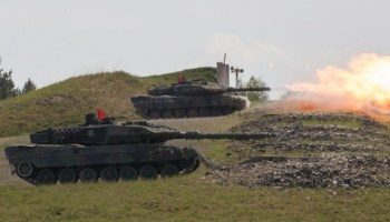 Watch: The Strong Europe Tank Challenge - 2016