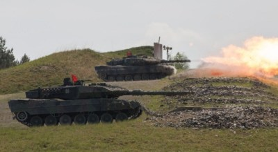 Watch: The Strong Europe Tank Challenge – 2016