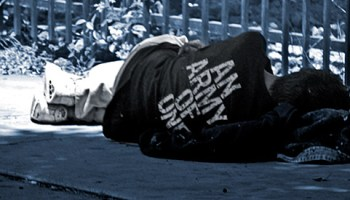 Indoctrination as a Homeless Veteran (Pt.2)