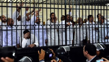 Egypt Military Court Sentences 8 Morsi supporters to Death