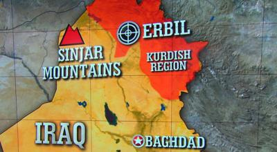 Developing story: ISIS attack kills Navy SEAL in northern Iraq