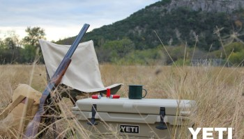 Ranger Proof Yeti Tundra Cooler