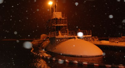 U.S. Admiral: Russian Subs Waging Cold War 'Battle of the Atlantic'