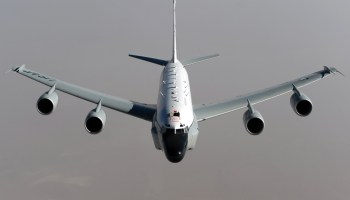 Buzzed Again - Chinese Jet Makes 'Unsafe' Intercept of U.S. Air Force Aircraft