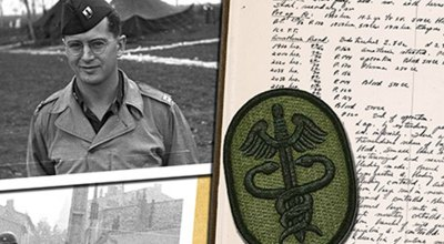 WWII Through an Army Surgeon's Eyes