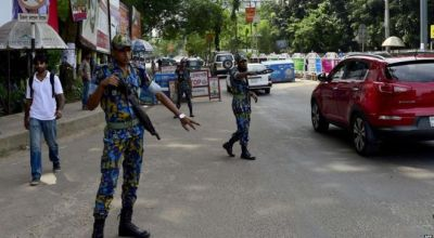 Bangladesh arrests 900 in crackdown on Islamist militants