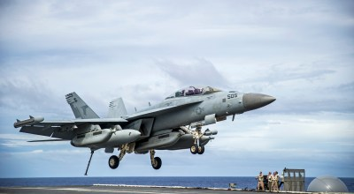 Watch: Cool Time Lapse Video of Carrier Operations