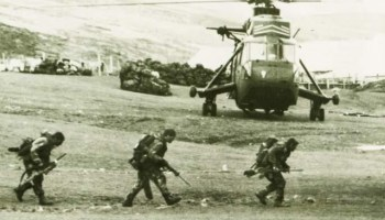 UK SOF in the Falklands War: Operation Mikado, the epic raid that never was