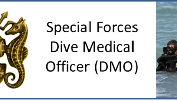Special Forces Dive Medical Officer (DMO)
