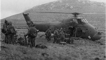 UK SOF in the Falklands War: Operation Corporate, time to take back the islands