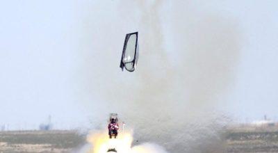 Thunderbird pilot praised for handling crippled jet