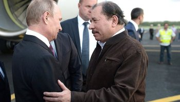 Russia building spy site, providing aid, and tanks in Nicaragua, expels US officals
