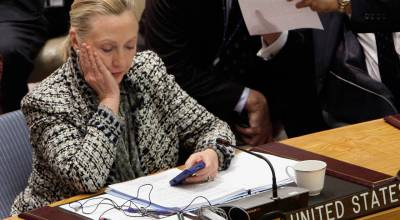 Emails: Key security features disabled on Clinton's server