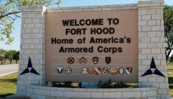 Military identifies Fort Hood soldiers killed in Texas floods