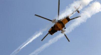 Watch: Iraqi Pilots fighting for Fallujah