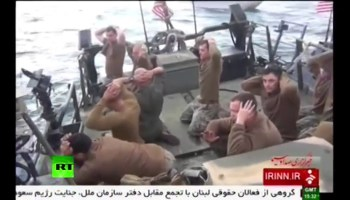U.S. Sailors detained by Iran: dereliction of duty and a national embarrassment