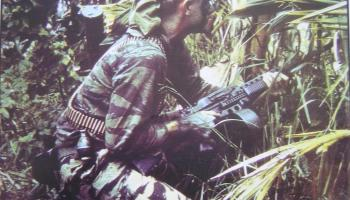 The Stoner 63 Machine Gun in Vietnam