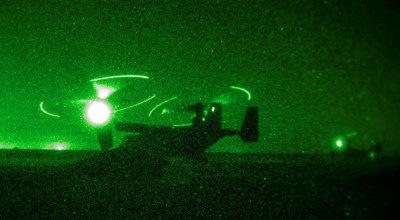 The U.S. Marines Are Flying All Over the Middle East on Secretive Missions