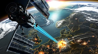 Space Warfare: The weapons of the new Cold War are already in orbit