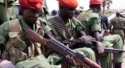 South Sudan's Out-of-Control Civil War