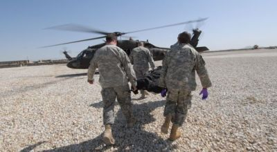 The plan to keep military combat docs ready for America's next war