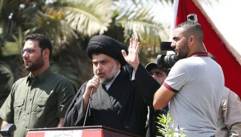 Muqtada al Sadr and his followers in Iraq are 'thirsty for Americans' blood'