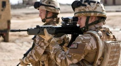 Women to serve in close combat roles in the British military