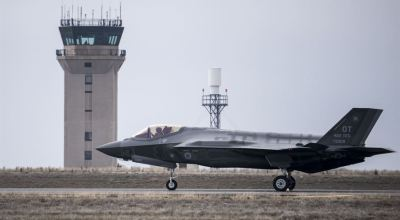 Too Much Stealth? Maybe So For F-35A