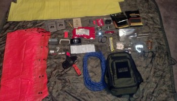 The ESEE Advanced Survival Kit